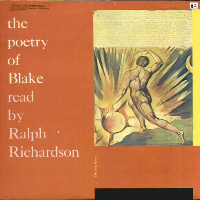 The Poetry of Blake Read by Ralph Richardson
