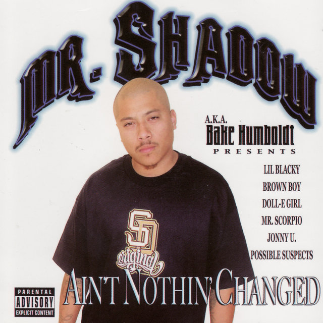 Mr. Shadow Presents: Ain't Nothin' Changed