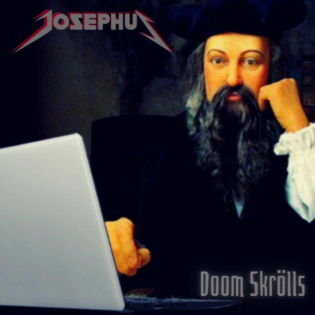 Cover art for album Doom Skrölls by Josephus