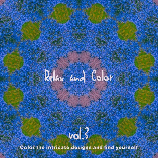 Relax and Color, Vol.3