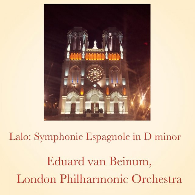 Lalo: Symphonie Espagnole in D minor