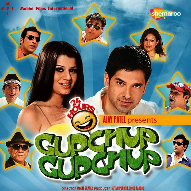 24 Hours Gup Chup Gup Chup (Original Motion Picture Soundtrack)