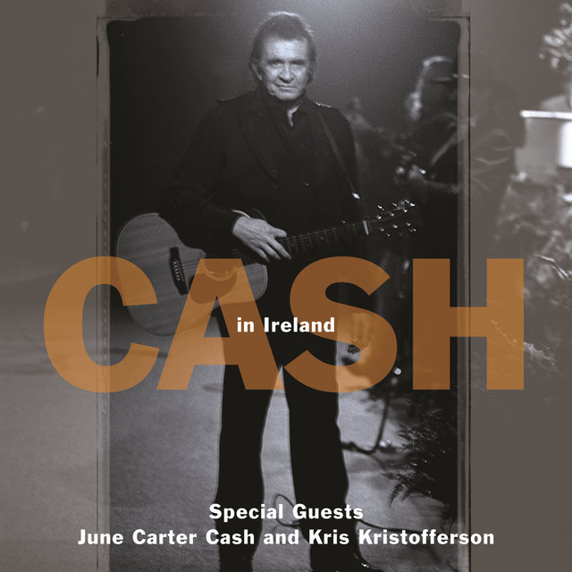 Johnny Cash Live In Ireland