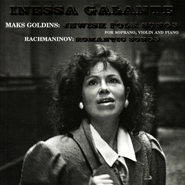 Goldins: Jewish Folk Songs - Rachmaninov: Romantic Songs