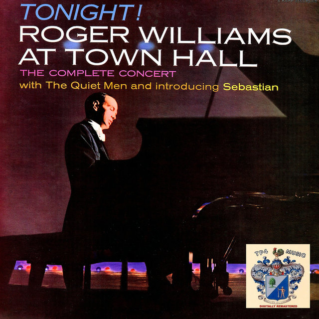 Tonight! - Roger Williams at Town Hall