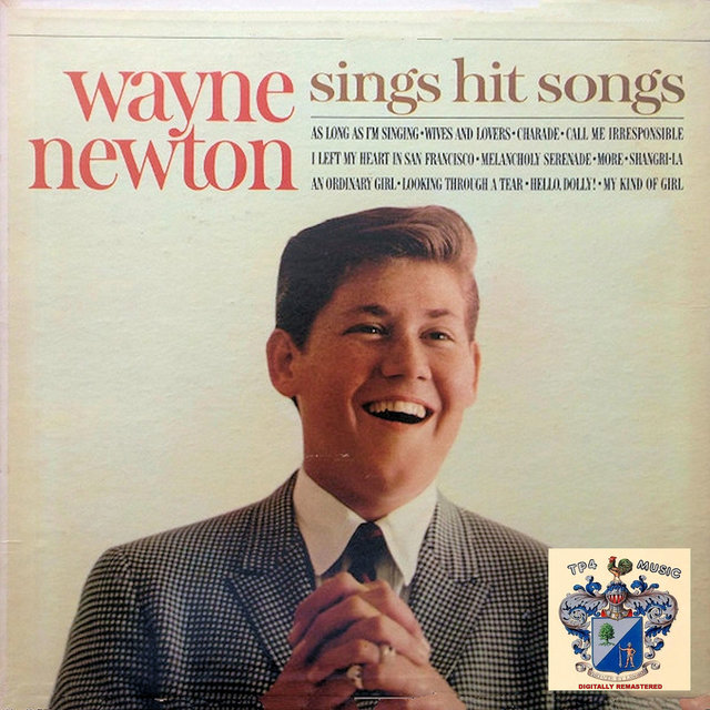 Wayne Newton Sings Hit Songs