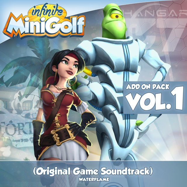 Infinite Minigolf Add on Pack Vol.1 (Original Game Soundtrack)