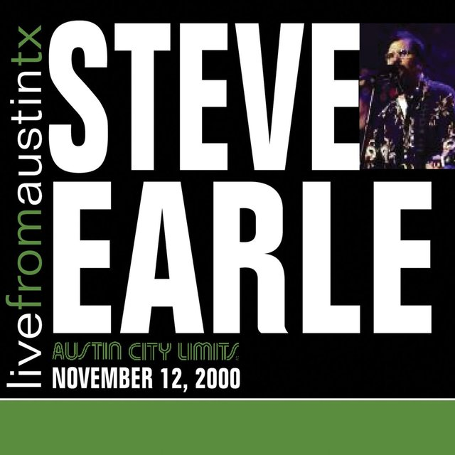 Live From Austin, TX - Austin City Limits, November 12, 2000