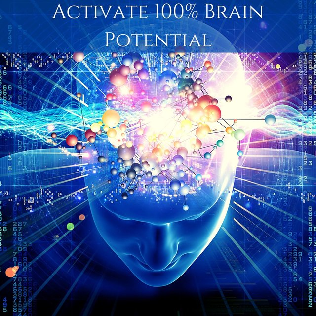 Activate 100% Brain Potential: Genius Brain Frequency