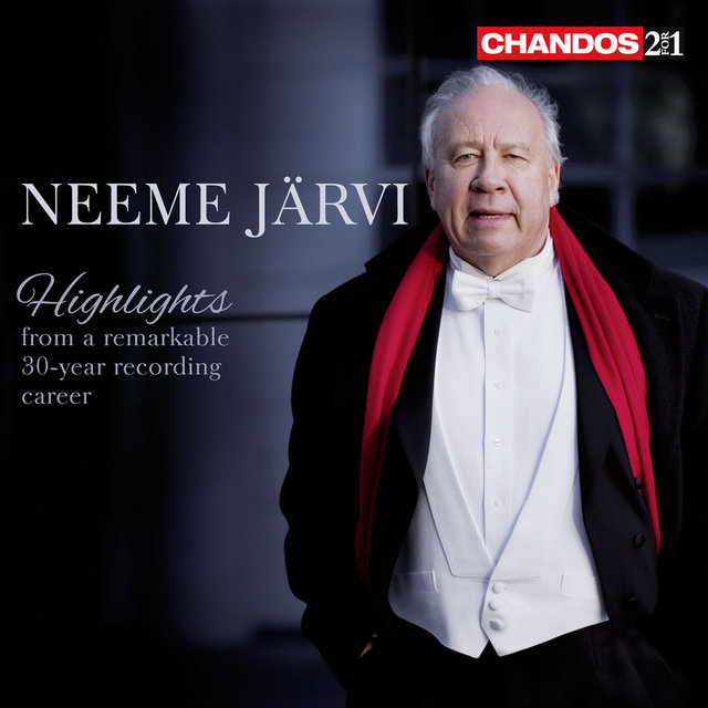 Neeme Jarvi: Highlights from a remarkable 30-year recording career