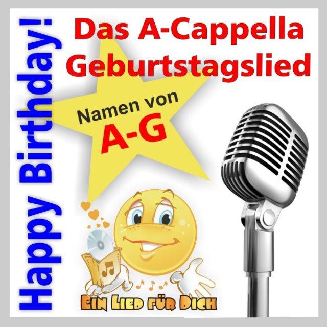 Happy birthday lied