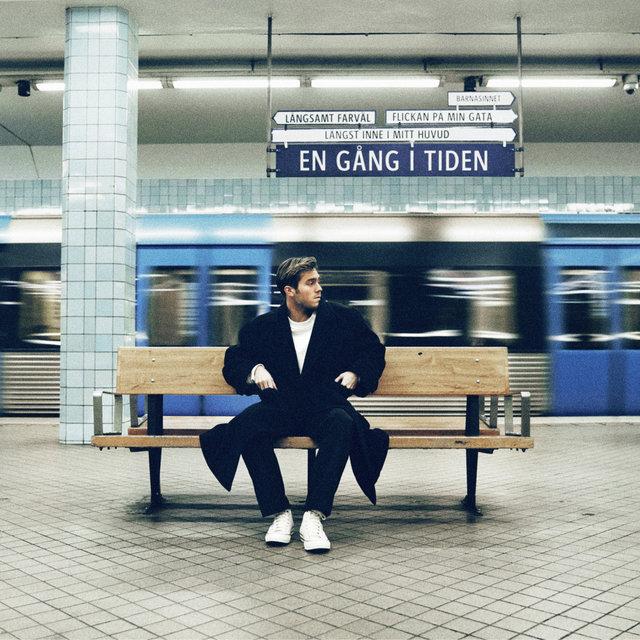 Cover art for album En gång i tiden by Benjamin Ingrosso