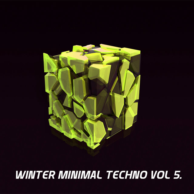 Winter Minimal Techno, Vol. 5.