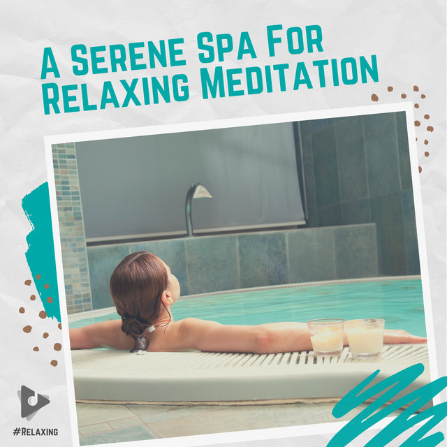 A Serene Spa For Relaxing Meditation
