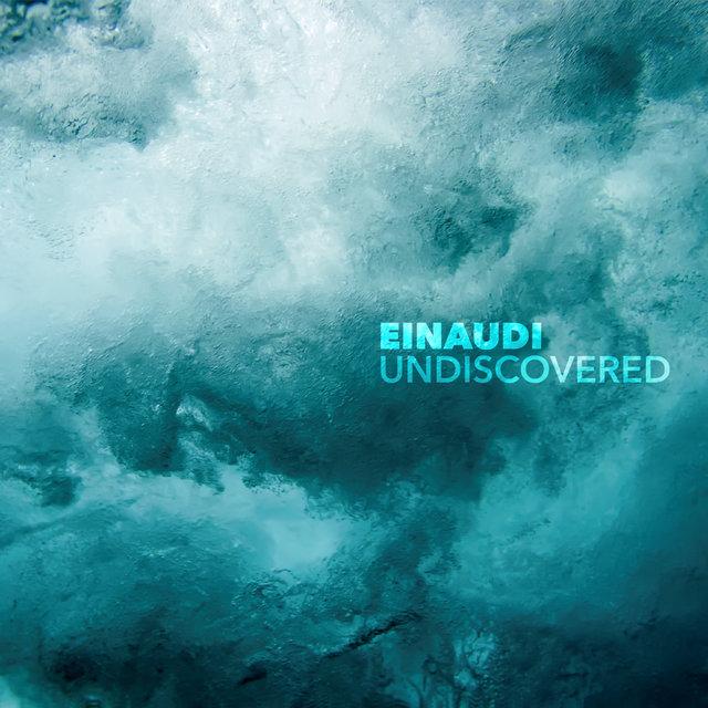 Cover art for album Undiscovered by Ludovico Einaudi