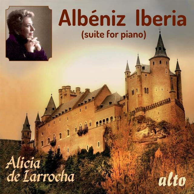 Albeniz: Iberia (suite for piano)
