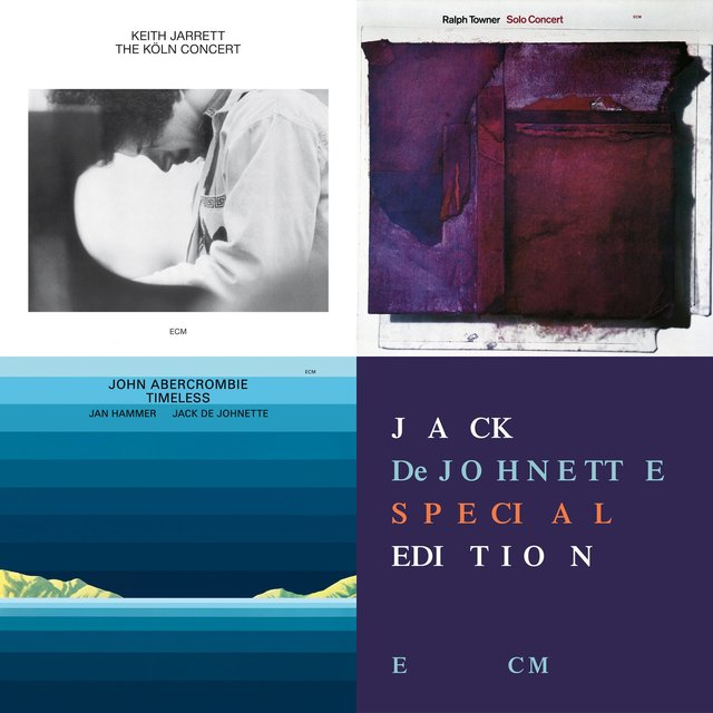 Between Sound and Space. An ECM Records Primer