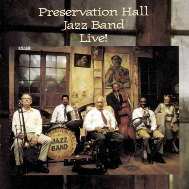 Preservation Hall Jazz Band Live!