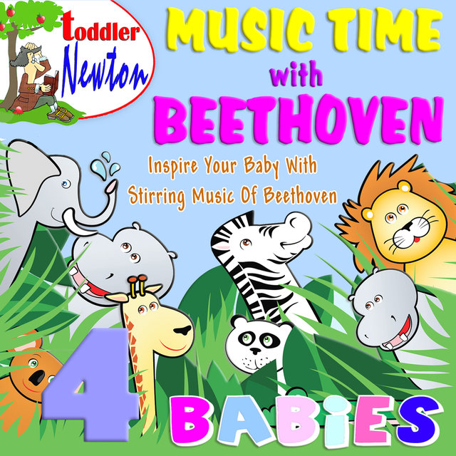 Music Time With Beethoven - 4 Babies