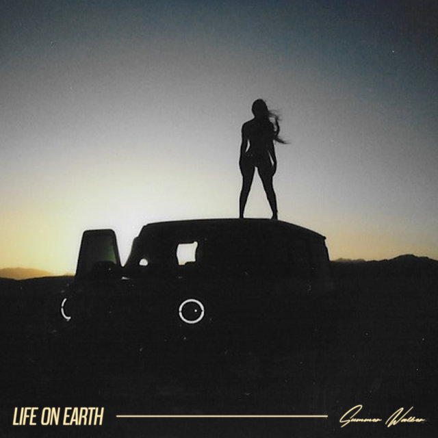 Cover art for album Life On Earth - EP by Summer Walker