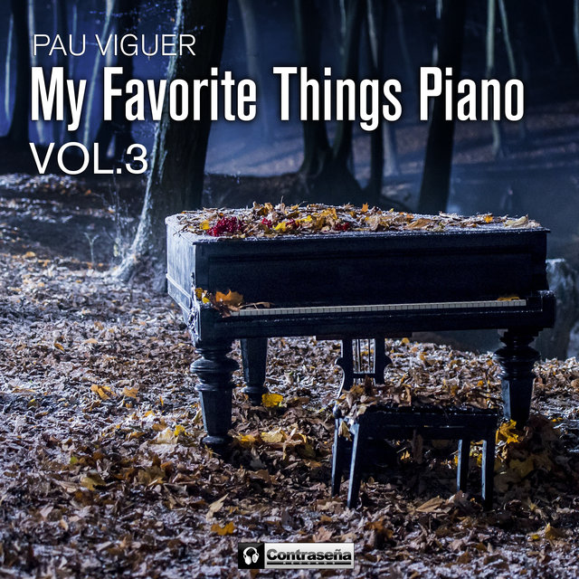 My Favorite Things Piano Vol.3