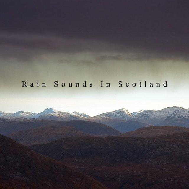 Rain Sounds in Scotland