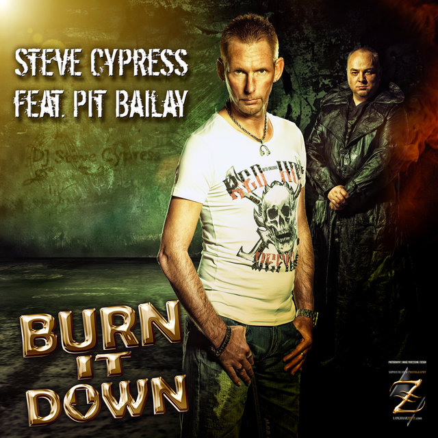 Burn It Down (feat. Pit Bailay)