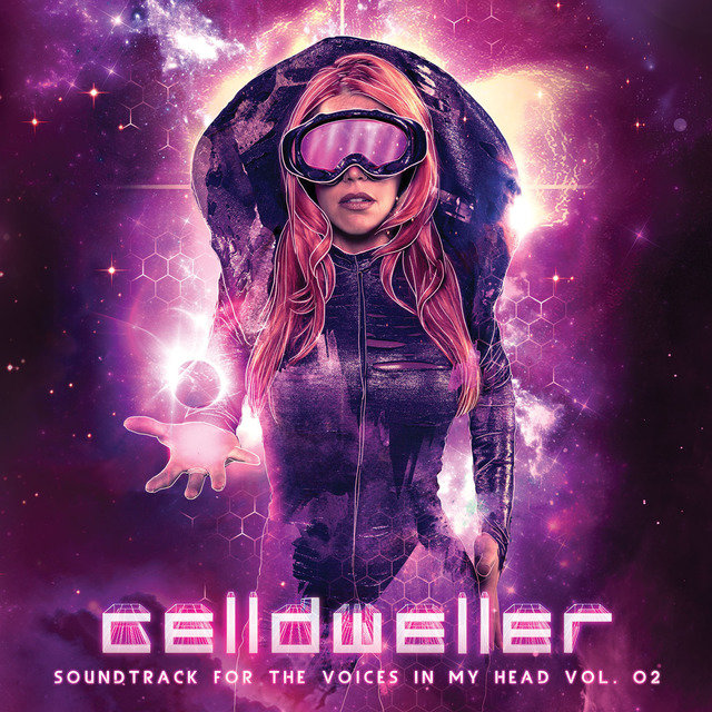 Cover art for album  by Celldweller