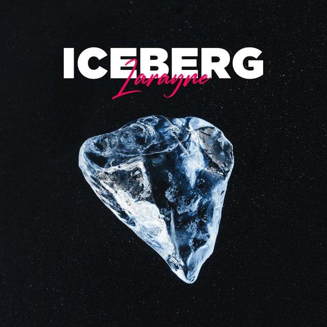 Cover art for album Iceberg by Larayne