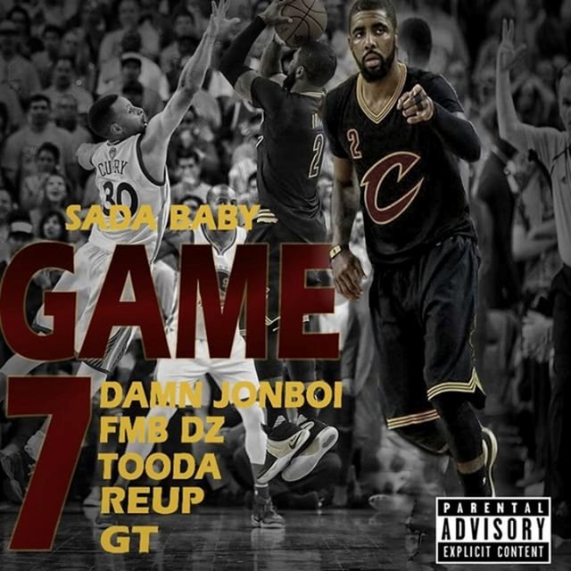 Game 7 (feat. Damn Jonboi, Fmb Dz, Tooda, Re Up & GT)