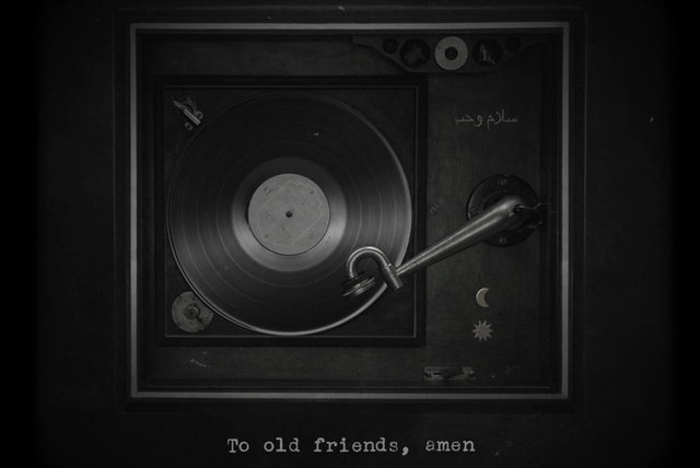 Old Friends (Lyric Video)