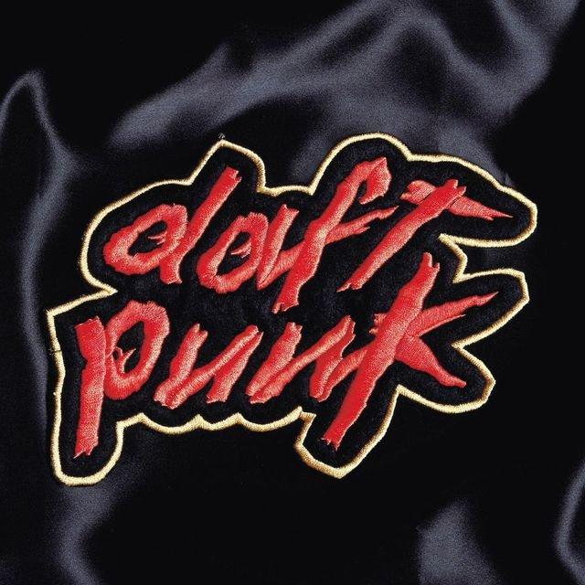 Cover art for album Homework by Daft Punk