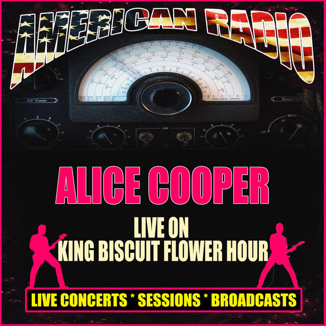 Live on King Biscuit Flower Hour