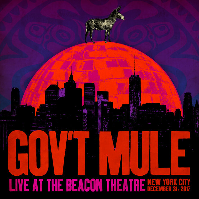 Live at the Beacon Theatre (New York City, 12/31/2017)
