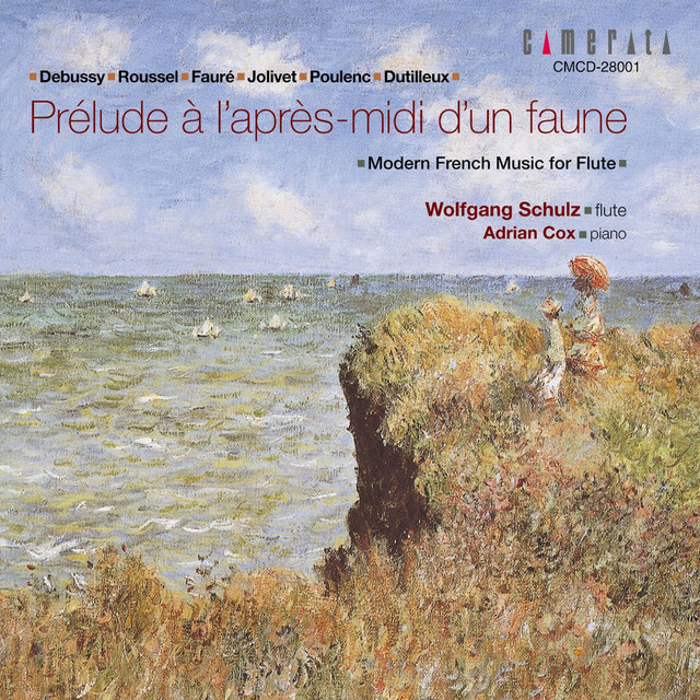 Prelude a l'apres-midi d'un faune - Modern French Music for Flute
