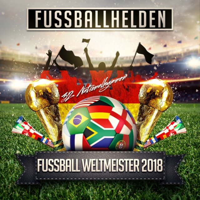 Fussball Weltmeister 2018 32 Nationalhymnen By