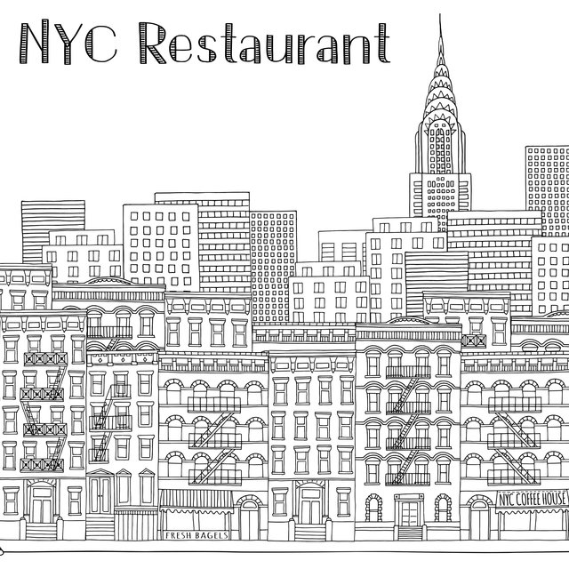 NYC Restaurant – Smooth Jazz for Restaurant