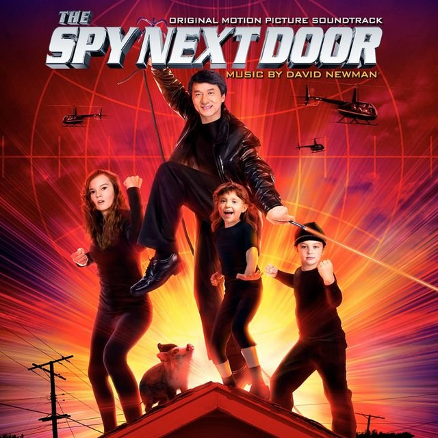 The Spy Next Door (Original Motion Picture Soundtrack)