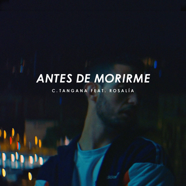Cover art for album  by C. Tangana, Rosalía