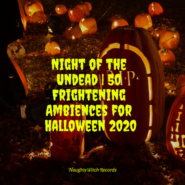 Night of the Undead | 50 Frightening Ambiences for Halloween 2020