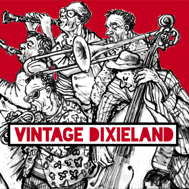 Vintage Dixieland – Wonderful Instrumental Jazz Music Dedicated for Retro Party