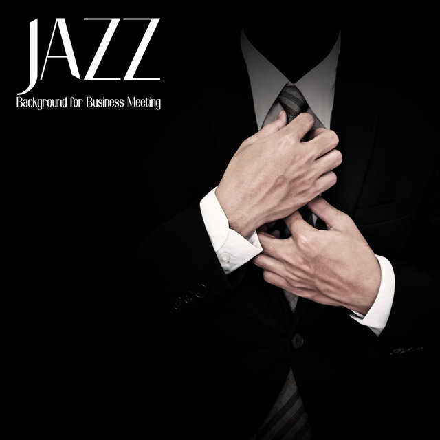 Jazz Background for Business Meeting - Light Instrumental Music Thanks to Which Transactions with Contractors Will be Successful