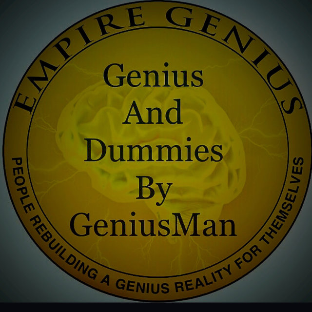 Genius and Dummies