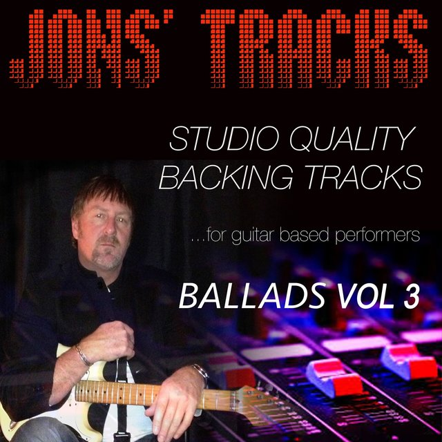 Jon's Tracks: Ballads, Vol. 3