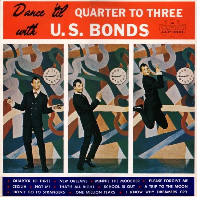 Rockmasters International Network Presents Dance 'Til Quarter to Three With U.S. Bonds