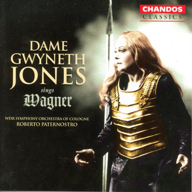 Jones, Gwyneth: Dame Gwyneth Jones Sings Wagner