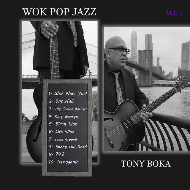 Wok Pop Jazz, Vol. 1