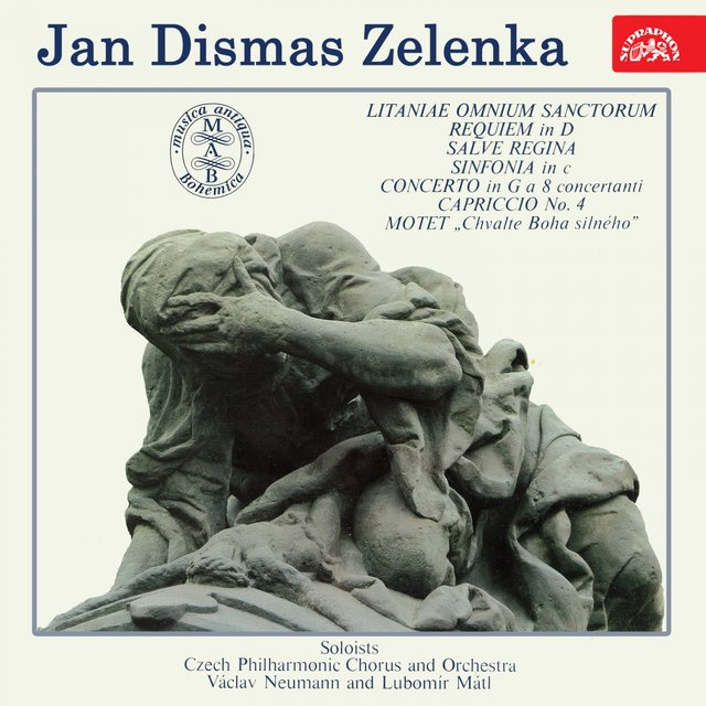 Zelenka: Sinfonia, Concerto a 8 concertanti and Requiem in D