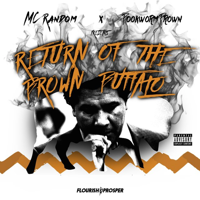 Return of the Brown Buffalo - EP