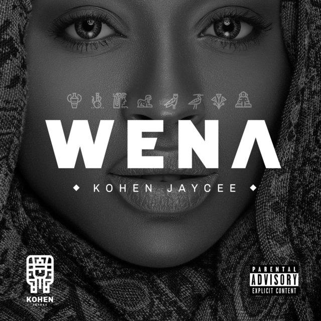 Cover art for album Wena by Kohen Jaycee